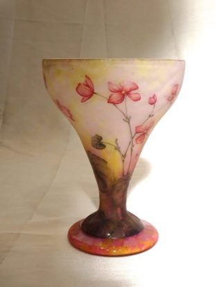 Daum Nancy - Art Nouveau vase