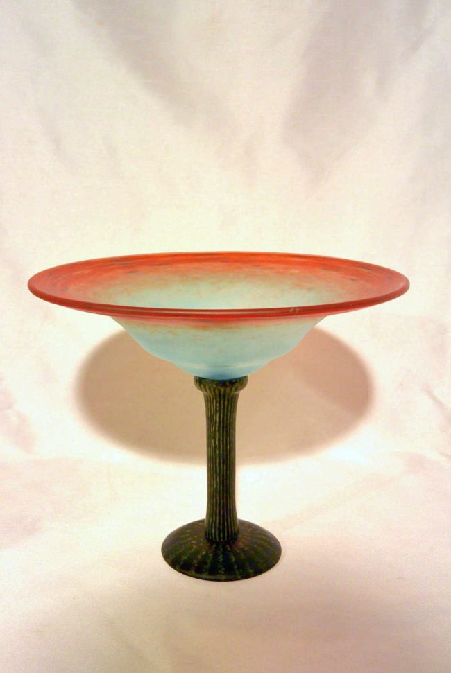 Schneider - Large coupe with matte glaze